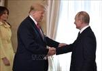 Tổng thống Nga khẳng định Mỹ muốn cải thiện quan hệ song phương