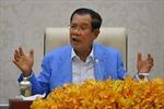 Thủ tướng Hun Sen đánh giá cao sự ủng hộ to lớn của Việt Nam giúp Campuchia giành lại tự do