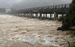 Gần 90 người chết và mất tích trong đợt mưa lớn kỷ lục tại Nhật Bản