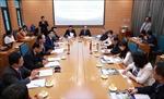 Hà Nội và Thượng Hải (Trung Quốc) chia sẻ kinh nghiệm hoạt động của HĐND