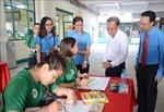 TP Hồ Chí Minh khai mạc Tháng Công nhân và Tháng hành động về an toàn, vệ sinh lao động