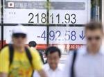 Chứng khoán châu Á đi xuống, chỉ số MSCI đạt mức thấp trong 1 năm qua