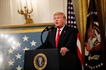 Tổng thống Trump: Mỹ không chịu sức ép phải đạt thỏa thuận thương mại với Trung Quốc
