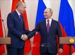 Nga lên kế hoạch họp thượng đỉnh với Thổ Nhĩ Kỳ và Iran về vấn đề Syria