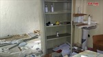 Phát hiện bệnh viện dã chiến của phiến quân được nước ngoài tài trợ