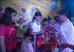Tết Trung thu ấm áp, tràn đầy yêu thương cho 100 trẻ em nhiễm HIV