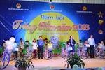 Đắk Lắk: Trao học bổng, xe đạp cho thiếu nhi nghèo vượt khó