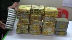 Triệt phá đường dây ma túy xuyên quốc gia với với số lượng ma túy 'khủng'