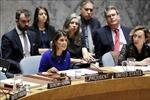 Mỹ lên án vụ tấn công tại Iran