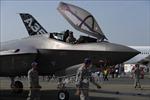 Đồng minh của Mỹ kiểm tra máy bay tiêm kích tàng hình F-35