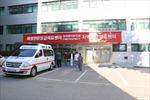 Vụ nổ ở Hàn Quốc: Đại diện Đại sứ quán Việt Nam thăm hỏi 2 lao động bị thương nặng