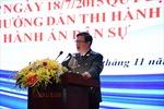 Sơ kết thực hiện Nghị định của Chính phủ về thi hành Luật Thi hành án dân sự