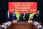 Thiếu tướng Nguyễn Hồng Thái nhận nhiệm vụ Tư lệnh Bộ Tư lệnh Thủ đô