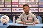 AFF Suzuki Cup 2018: Đội tuyển Singapore quyết đánh bại Thái Lan