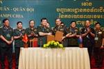 Việt Nam - Campuchia tăng cường hợp tác quản lý và bảo vệ biên giới