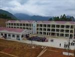 Khánh thành Trường Phổ thông Dân tộc nội trú huyện Phù Yên, Sơn La