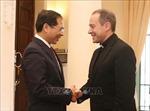 Triển khai nâng cấp quan hệ Việt Nam - Vatican