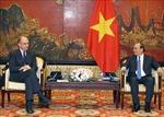 Thủ tướng Nguyễn Xuân Phúc tiếp Chủ tịch Hiệp hội Italy - ASEAN