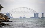 Nga cho phép các chuyên gia Đức giám sát Eo biển Kerch