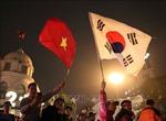 Việt Nam vào Tứ kết ASEAN Cup 2019: Nhiều cổ động viên các địa phương vỡ òa trong niềm hạnh phúc