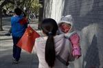 Tốc độ tăng dân số của Trung Quốc chậm lại