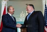 Mỹ, Thổ Nhĩ Kỳ thảo luận về việc rút quân khỏi Syria