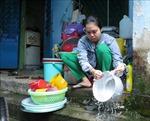 Khắc phục tình trạng thiếu nước sạch cho người dân thành phố Quảng Ngãi