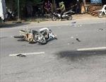 Va chạm xe máy trong đêm ở Hưng Yên, 2 người tử vong