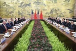 Tổng thống Trump: Đàm phán thương mại Mỹ - Trung 'diễn ra trên tinh thần rất xây dựng'