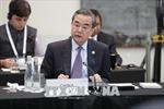 Trung Quốc muốn làm 'sâu sắc hơn lòng tin chiến lược' với Iran