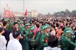 Lễ giao nhận quân 2019 tại Hà Nam