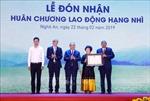 Thủ tướng Nguyễn Xuân Phúc dự Lễ đón nhận Huân chương Lao động hạng Nhì của Công ty cổ phần thực phẩm sữa TH
