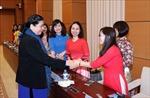 Tiếp tục đổi mới phương thức hoạt động của công tác nữ công trong các cấp công đoàn