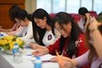 Còn lại 15 niềm hy vọng tại cuộc thi Đại sứ Hoa Anh Đào