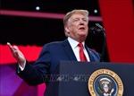 Tổng thống Donald Trump: Thỏa thuận thương mại với Trung Quốc đang tiến triển tốt đẹp