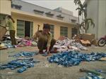 Quảng Nam: Tiêu hủy hàng cấm, hàng không rõ nguồn gốc