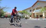 Xe đạp lọc khí - sáng tạo bảo vệ môi trường của nhóm học sinh THPT