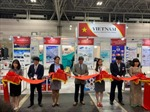 Doanh nghiệp Việt Nam tham gia triển lãm công nghiệp chế tạo tại Nhật Bản