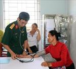 Chương trình quân dân y kết hợp tại xã biên giới tỉnh Kon Tum
