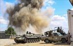 Giao tranh ác liệt tại các vùng lân cận thủ đô Tripoli