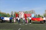 Sôi động Đại hội thể thao sinh viên Việt Nam tại Moskva