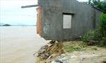 Khai thác cát vượt mức cho phép gây ô nhiễm, nguy cơ sạt lở bờ sông