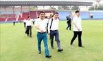 Phú Thọ đảm bảo công tác chuẩn bị cho trận bóng đá giao hữu giữa U23 Việt Nam và U23 Myanmar