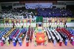1.000 vận động viên tham gia hội thi thể thao các dân tộc thiểu số