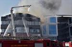 Ít nhất 15 học sinh Ấn Độ thiệt mạng trong vụ hỏa hoạn ở trung tâm thương mại