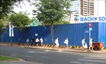 Đình trệ nhiều dự án bất động sản tại TPHồ Chí Minh