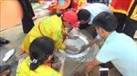 Đặc sắc Lễ hội bánh chưng, bánh giày truyền thống tại đền Độc Cước, Thanh Hóa 
