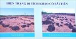 Di tích Thành đất hình tròn Lộc Tấn 2 làdi tích khảo cổ quốc gia
