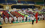 Khai mạc Giải cầu lông các nhóm tuổi Thiếu niên toàn quốc năm 2019