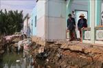 Sạt lở bờ sông, kênh, rạch ngày càng nghiêm trọng ở Long An